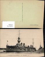 337698,Schiff Kriegsschiff Marine Marine De Guerre Le Gueydon - Krieg