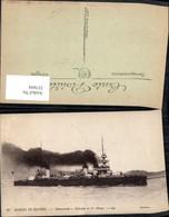 337694,Schiff Kriegsschiff Marine Marine De Guerre Democratie Cuirasse De 1er Rang - Krieg