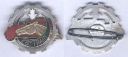 Insigne Du 28e Escadron Du Train - Army