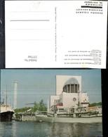 337760,Schiff Kriegsschiff Marine Das Entlüftungsgebäude Der Maastunnel M. D. Euromas - Krieg