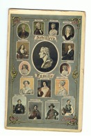 SCHILLERS FAMILIE - Schiller , Musique, Musicien, Compositeur - Allemagne, Deutschland (fr37) - Zangers En Musicus