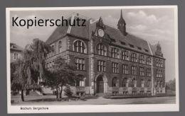 ALTE POSTKARTE BOCHUM BERGSCHULE Schule School école Cpa AK Postcard Ansichtskarte - Bochum
