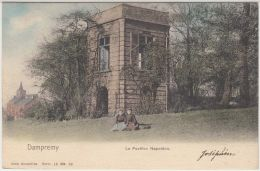 27311g   PAVILLON NAPOLEON - Dampremy - 1903 - Colorisé - Charleroi