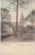 27313g  PARC CRAWEZ  - Dampremy - 1903 - Colorisé - Charleroi
