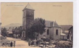 Melecey - Place De L'église - Non Classés