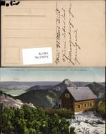 346178,Kranabethsattel-Hütte Berghütte B. Ebensee Pub F. E. Brandt 1081 - Österreich