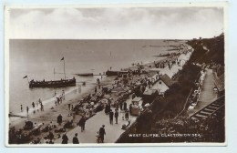 Clacton-on-Sea - West Cliffs - Clacton On Sea