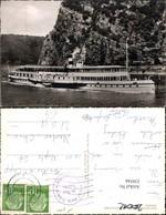 339546,Foto Ak Schiff Binnenschiff Dampfer Ernst Ludwig Köln-Düsseldorfer Rheindampfs - Dampfer