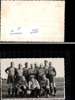 339776,Foto Ak Sport Fussball Fussballer Männer Gruppenbild - Fussball