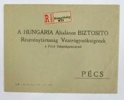 Hungría Baranya 38+Hungría 217(5)-232 - Baranya