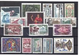 LOT762 FRANKREICH 1966 Postfrisches  LOT **  SIEHE ABBILDUNG - Frankreich