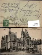 348027,Centre Cher Bourges Palais Jacques Coeur Schloss Denkmal - Francia