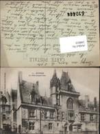 348035,Centre Cher Bourges Le Palais Jacques Coeur Schloss Denkmal - Francia
