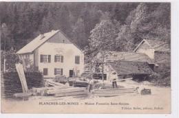 Plancher-les-Mines - Maison Forestière Saint-Antoine - Unclassified
