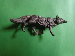 Figurine Loup Publicite Lessive Omo - Figurines