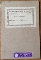 Geographical Map ~ 1908: Genova (Italy) Sheet 16, Carta D´ Italia Del Touring Club Italiano - Geographische Kaarten