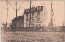 27380g  HOTEL - RESTAURANT LES SPORTS - BRASSERE - LAITERIE - BUFFET FROID - JOSEPH TREDEZ - Linkebeek - Linkebeek