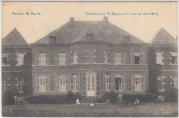 27393g  CHATEAU DE M. ROUSSILLE - Merbes St-Marie - Merbes-le-Château