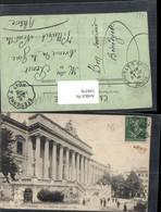 350376,Rhone-Alpes Isere Loire Saint-Etienne Le Palis De Justice Justizpalast - France