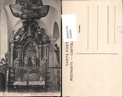 350445,Wettingen Kloster Innenansicht Altar Kt Aargau - AG Aargau