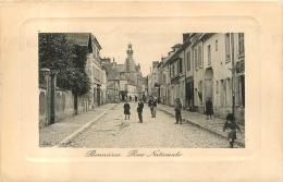 BONNIERES SUR SEINE RUE NATIONALE - Bonnieres Sur Seine