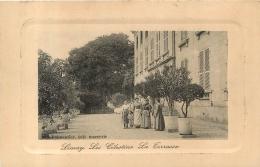 LIMAY LES CELESTINS LA TERRASSE EDITION PALMENTIER MERCERIE - Limay