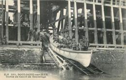 62 - PAS DE CALAIS - Boulogne Sur Mer - Sortie Du Canot De Sauvetage - Boulogne Sur Mer