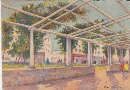 MARAC---CASABLANCA---square Gentil--illustrateur HENRI NOIZEUX---voir 2 Scans - Casablanca