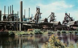 Etats-Unis - Pennsylvania - Bethlehem Plant Of The Bethlehem Steel Co - Bon état - Etats-Unis