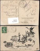 355449,Künstler Ak Mi-Careme 1912 Char De La Reine Des Reines Kutsche Globus - Geschichte