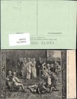 355469,Künstler Ak Beauvais Cathedrale Tapisserie Mort D Ananie Geschichte - Geschichte