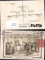 355459,Künstler Ak Historie De Jeanne D Arc Raconte Au Roi Charles VII Frankreich - Geschichte