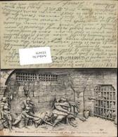355479,Orleans Bas-reliefs De La Statue De Jeanne D Arc Par Vital Dubray La Prison De - Geschichte