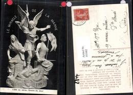 355482,Le Miracle De La Marne Lisez Au Verso L Ordre Du Jour Engel Schwert Frankreich - Geschichte
