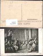 355465,Künstler Ak A. Seyes Le Cure De Pontoise Frankreich Geschichte Politik - Geschichte