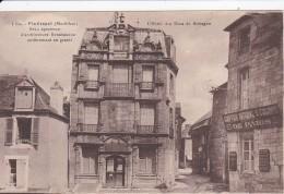 9M - 56 - Ploërmel - Morbihan - L'Hôtel Des Ducs De Bretagne - N° 1 Bis - Ploërmel