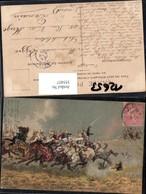 355457,Künstler Ak Rezonville Par Aime Morot Kampf Soldaten Pferde - Geschichte