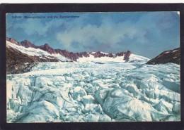 Old Post Card Of Rhonegletscher Und Die Gerstenhurner,N48. - GE Geneva