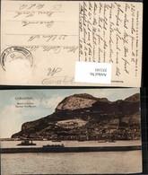 351193,Gibraltar Marinehafen Naval Harbour Teilansicht - Gibraltar