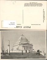 351710,Victoria Melbourne The Shrine Of Remembrance Kriegerdenkmal - Ansichtskarten