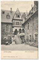 Schloss Burg - Partie Im Schlosshof - Solingen