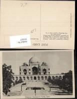 351857,Delhi Emperor Humayons Tomb Grabbau Gebäude - Indien