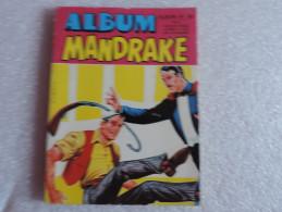 Mandrake (Série Chronologique Album) : N° 50, Recueil 50 (62, 63, 64) - Mandrake