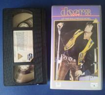 M#0R72MUSICA - THE DOORS LIVE AT THE HOLLYWOOD BOWL VHS /JIM MORRISON - Concert Et Musique