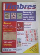 TIMBRES MAGAZINE 2010 - Mars N° 110 (Marianne De Béquet, Albertville, ...) - Français (àpd. 1941)