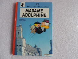 Benoît Brisefer : Madame Adolphine - Benoît Brisefer
