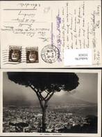 352828,Campania Napoli Neapel Panorama Totale M. Vesuv Vulkan - Napoli