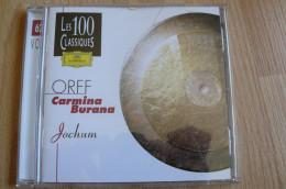 Carl Orff - Carmina Burana Par L'Orchestre De L'Opéra De Berlin Dirigé Par Eugen Jochum - Klassik