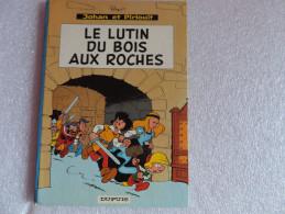 Johan Et Pirlouit 3. Le Lutin Du Bois Aux Roches - Johan Et Pirlouit