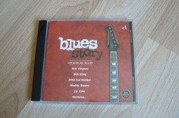 Blues Story N°1 - BB King, Eric Clapton, JJ Cale, Muddy Waters, Etc. - Version 2000 (Voir Scans) - Blues